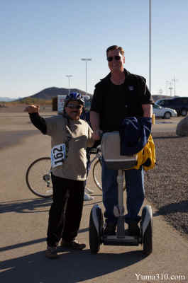 Segway toward efficiency - Nabor Hernandez & Don Knight